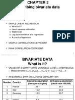 Intro to statistics - lecture 2
