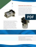 C-550EB Pressure Arc Detector