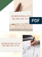 Administración de Proyectos_módulo 5