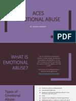 aces emotional abuse