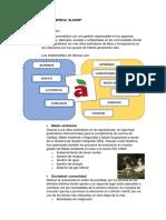 Matriz de Factores Interno y Externos