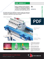 Siemon Pico Protector Module Spec Sheet