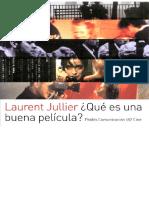 Jullier, Laurent - Que es una buena pelicula.pdf