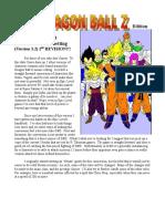 Dragon Ball Z D&D Revision 3.2, Part 1