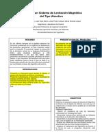 Formato de Paper IEEE