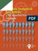 Empleo Temporal Por Horas y Los Derechos Humanos Laborales