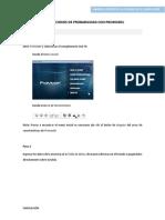 Distribuciones de Probabilidad Con Promodel (1)