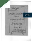 Memorias para la historia de la Provincia de Sinaloa, Tomo XV.