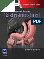 Diagnostic Imaging - Gastrointestinal, 3rd Ed, 2015