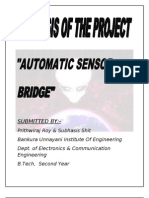 Automatic Sensor Bridge Project