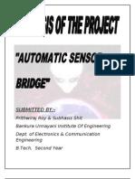 Automatic Sensor Bridge Project