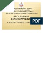 Aula 1 Processos Quimicos Industriais