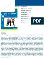 Introduccion Al Cuerpo Humano 7e Con Acceso a Sitio Web