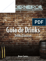[EB] Preparos de Drinks