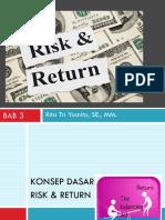 Bab 3 Risiko Dan Return1