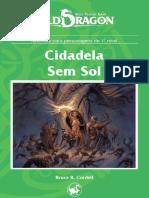 Old Dragon - Homeless Dragon [NHD_037] - A Cidadela Sem Sol - Biblioteca Élfica