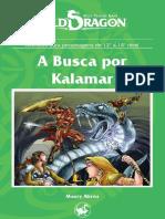 Old Dragon - Homeless Dragon [NHD_038] - A Busca Por Kalamar - Biblioteca Élfica