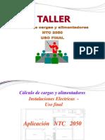 Taller Diseño Multifamiliar Potencias