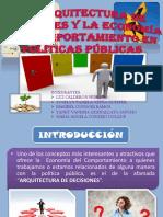 ARQUITECTURA DE DECISIONES