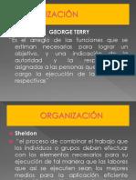 SEMANA N° 06 La Organización.pptx