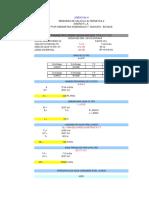 Predimensionamiento Alternatva 2 (Filtro)