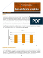 Quarterly Bulletin of Statistics - Q4 2017