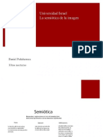 Semiotica de La Imagen