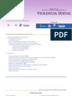 Procolo Victimas de Violencia Sexual