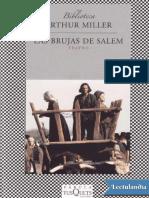 Las brujas de Salem - Arthur Miller.pdf