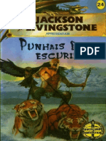 Fighting Fantasy - Punhais Na Escuridão - Biblioteca Élfica