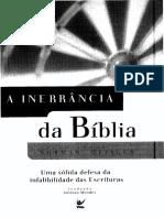 A inerrância da Bíblia.pdf