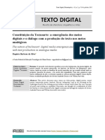 Rogerio Barbosa Literatura Digital