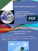 02 MeteorologiaRecursos Hidraulicos