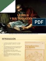 LA BIBLIA Y SUS TRADUCCIONES.pptx