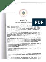 Acuerdo039 CG 2009Normasdecontrolinterno