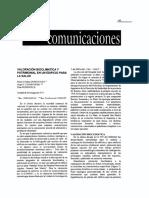 VALORACIÓN BIOCLIMATICA Y PATRIMONIAL EN UN EDIFICIO PARA LA SALUD.pdf
