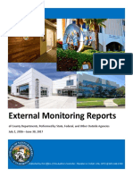 Santa Barbara County 2016-17 External Monitoring Report