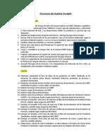 Funciones Del Analista Contable