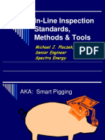 Pipeline Integrity Mgt Period 6 in-Line Inspection Standards Methods Tools