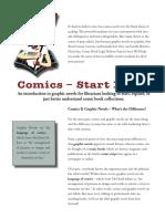 Comics Start Here