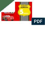 Tarjeta Cars