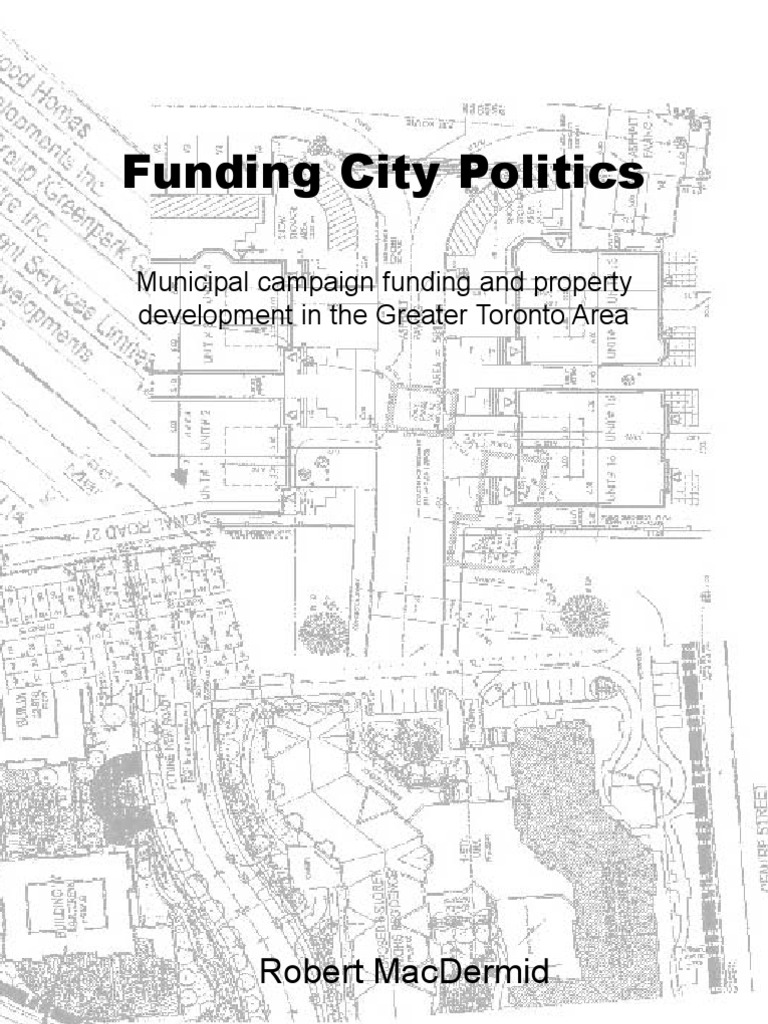funding city politics robert macdermid 2009 fundraising Business Development Manager Resume Template funding city politics robert macdermid 2009 fundraising c aign finance