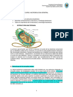 Semana 3 Estructura Bacteriana