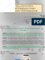 Escuela Inclusiva - Clase Del 15-05 Con Enlace