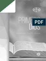 Sermones Culto Joven - Primero Dios