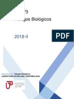 GUÍA N° 3   RIESGOS BIOLOGICOS
