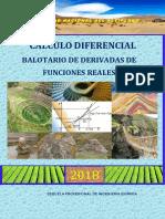 Balotario de Derivadas ING. QUIMICA
