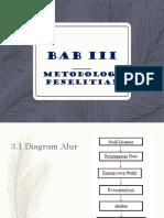BAB III dan IV