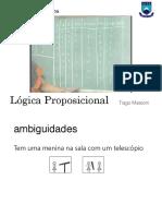 02-Logica Proposicional Codificacao