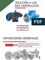 Introducción a las Turbomáquinas